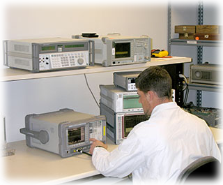Test Equipment Calibrations